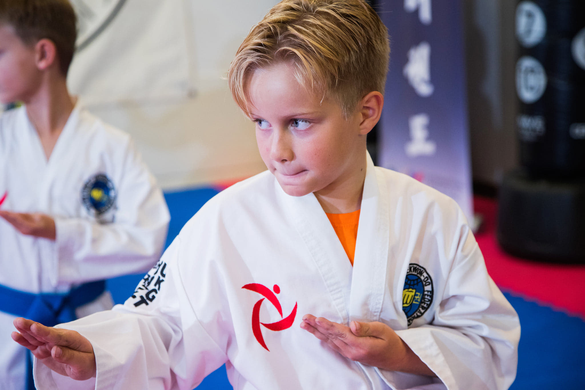 Taekwondo in Sevenoaks