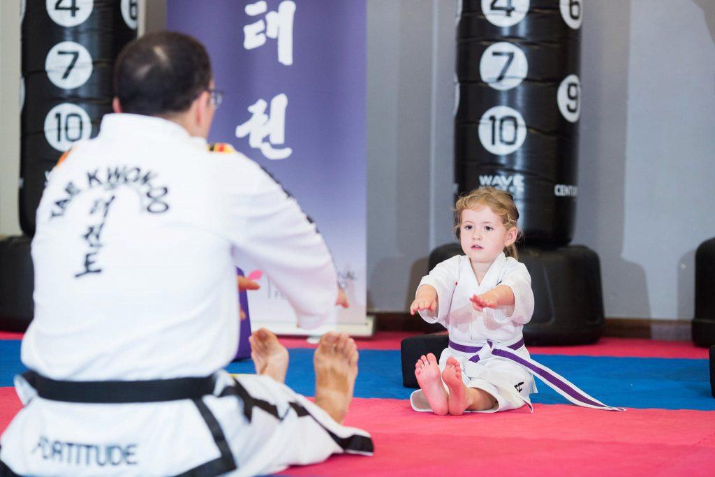 Martial Arts & Taekwon-Do Kids Reigate