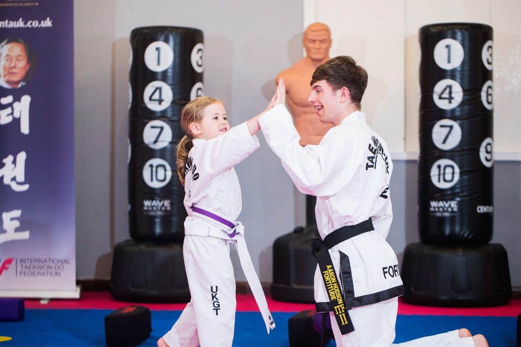 Fortitude Martial Arts in Kent, Sussex and Surrey