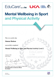 Fortitude Martial Arts Mental Wellbeing in Sport